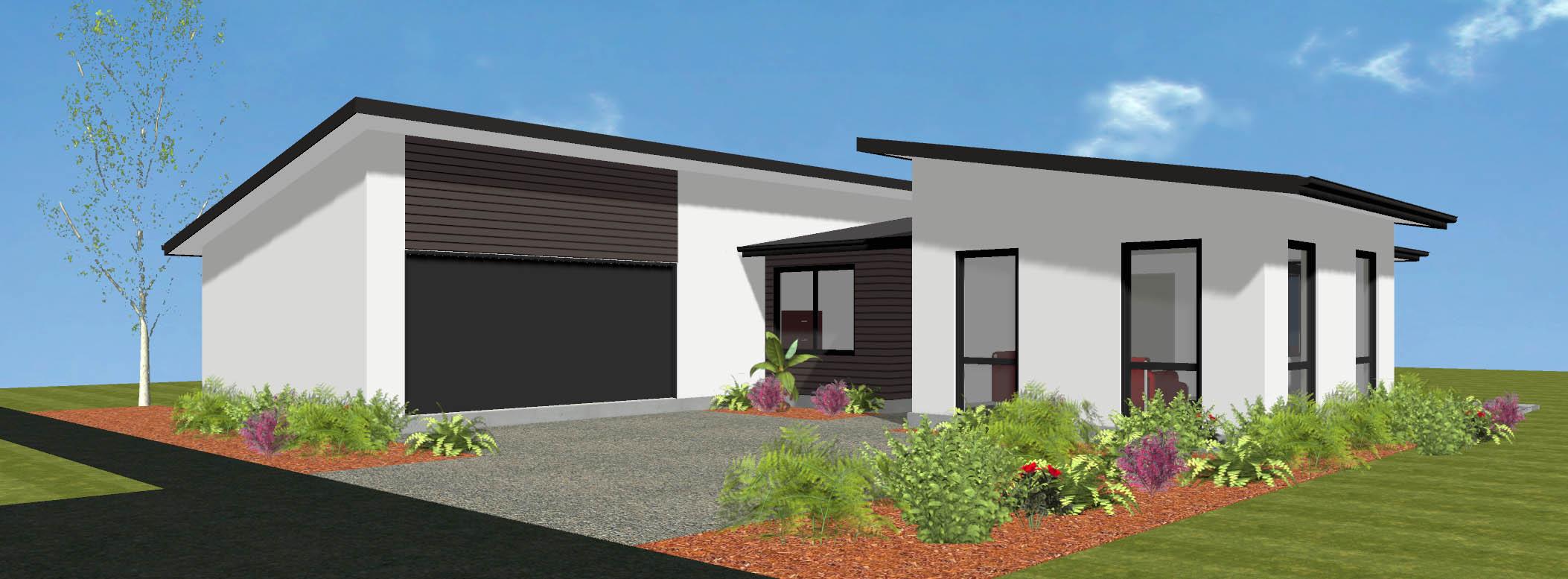 Piha new house plan and design wellington kapiti wairarapa for Home design diamonds