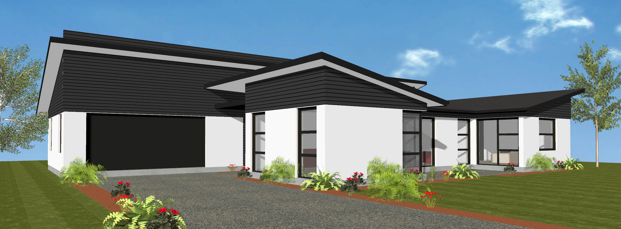 Avonmore New House Plan And Design Wellington Kapiti