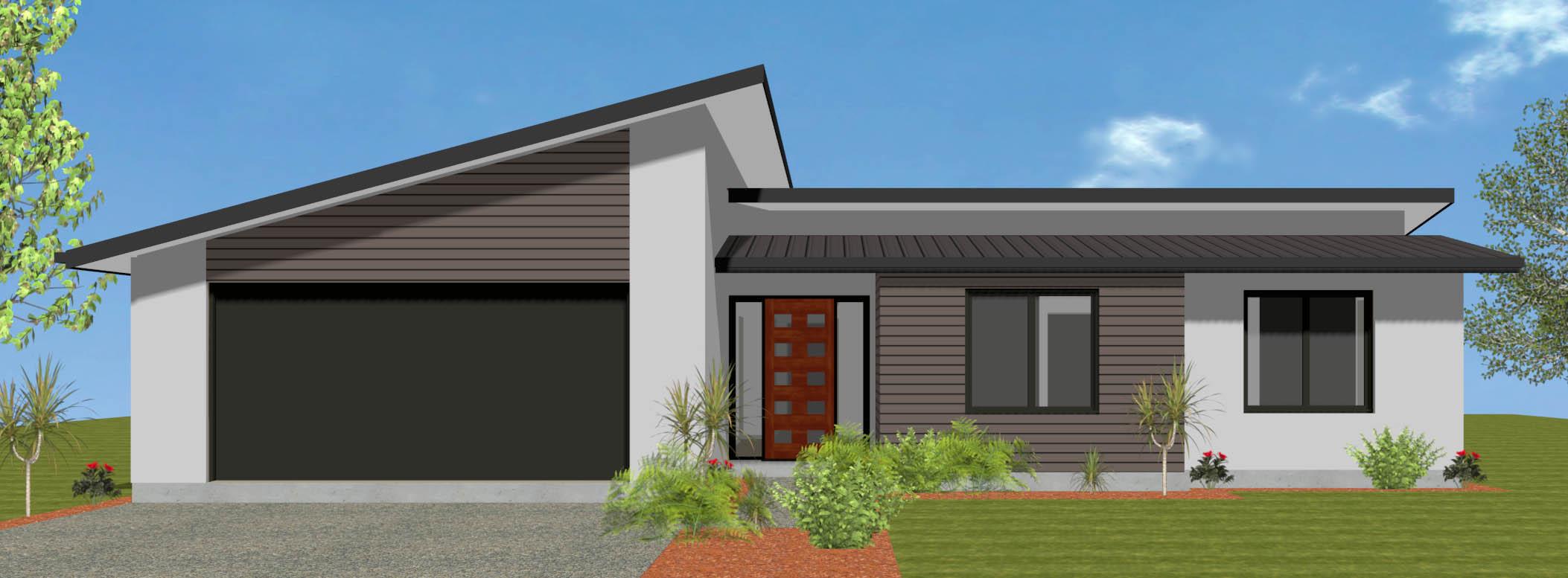 Dunbar New House Plan And Design Wellington Kapiti