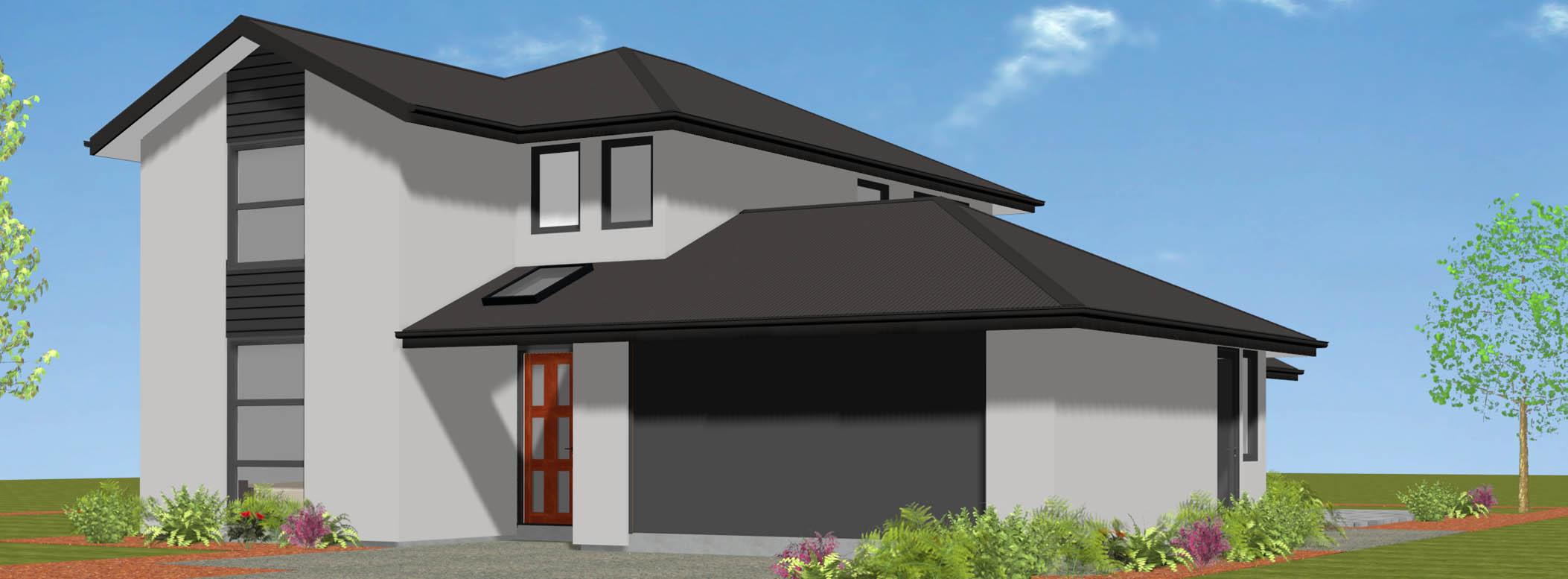 Beachland New House Plan and Design | Wellington, Kapiti