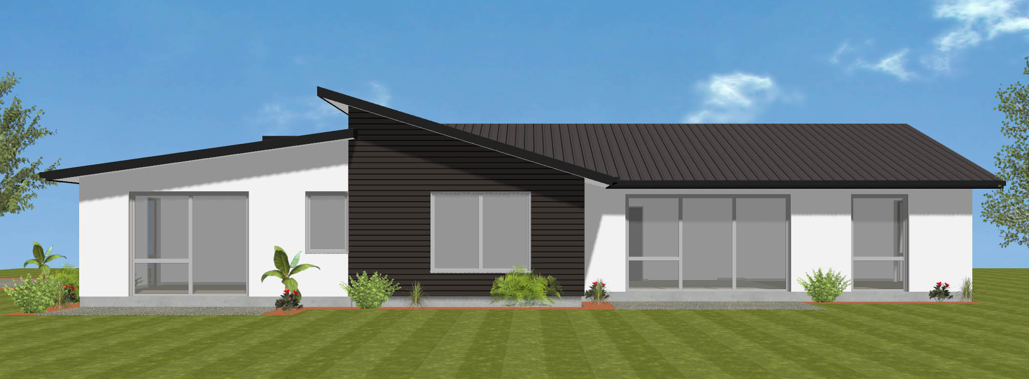 Kingston New House Plan And Design Wellington Kapiti