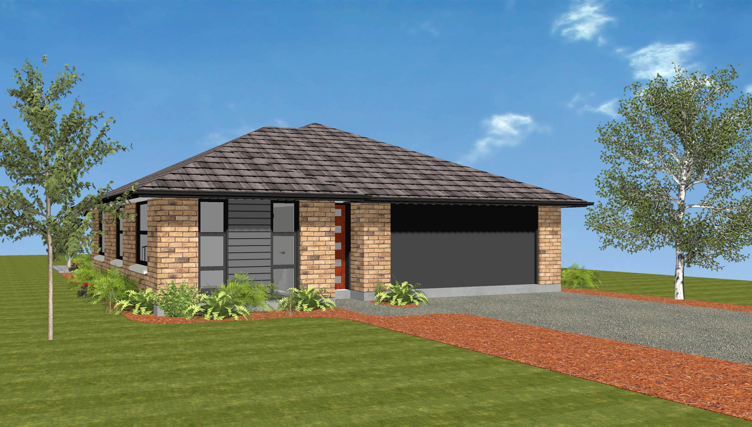 Dorset new house plan and design wellington kapiti for Wellington house designs