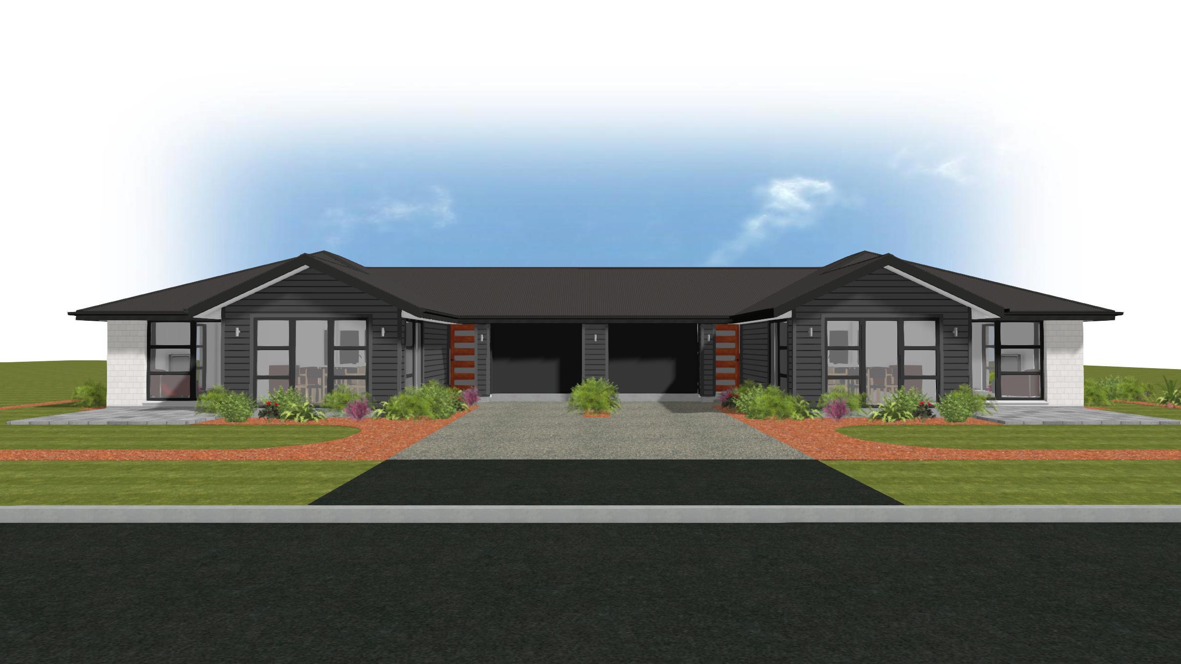 Duplex House Plans Nz House Plan 2017