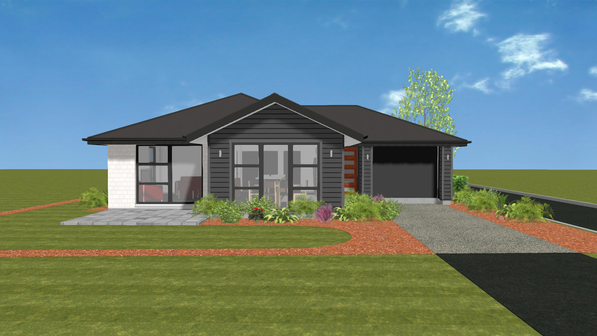 Abode Homes Single Storey Homes House Plans And Designs Wellington
