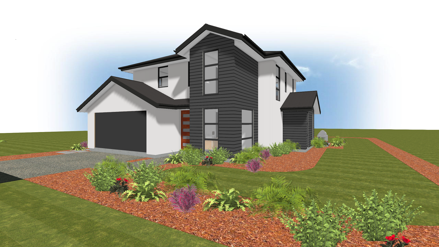 Abode Homes Two Storey Homes House Plans And Designs