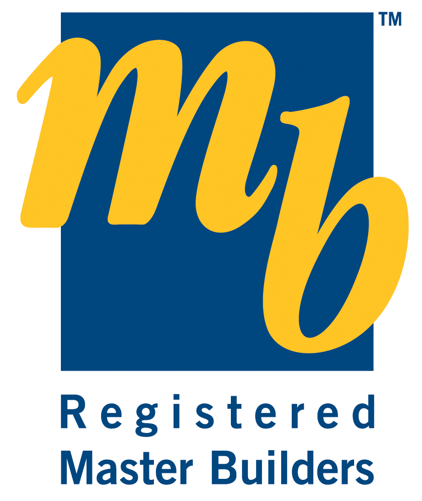 Registered Master Builders Logo. Wellington Home Builders